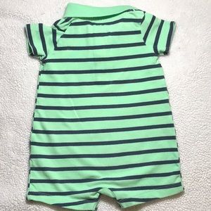 Carter's One Pieces - 4/12$💙💚 Carters Romper
